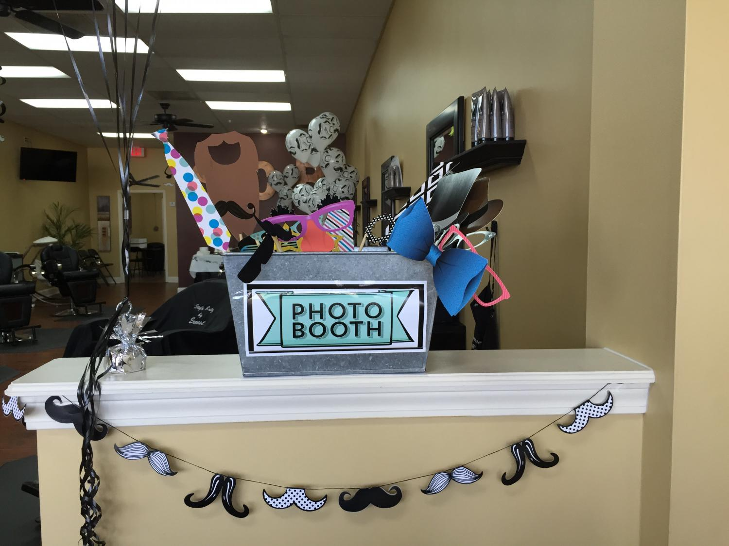 Photo Booth for the Kiddos